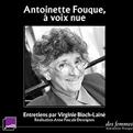 Antoinette Fouque - A voix nue